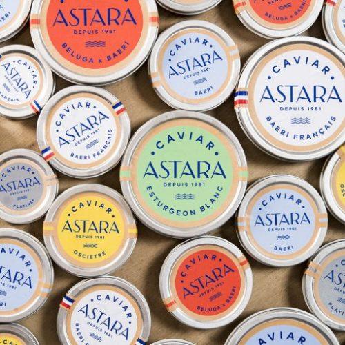 caviar+astara